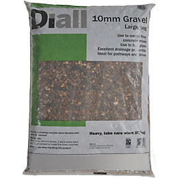 Diall 10mm Gravel Large bag
