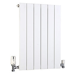Ximax Vertirad Vertical/horizontal Radiator White (H)600 mm