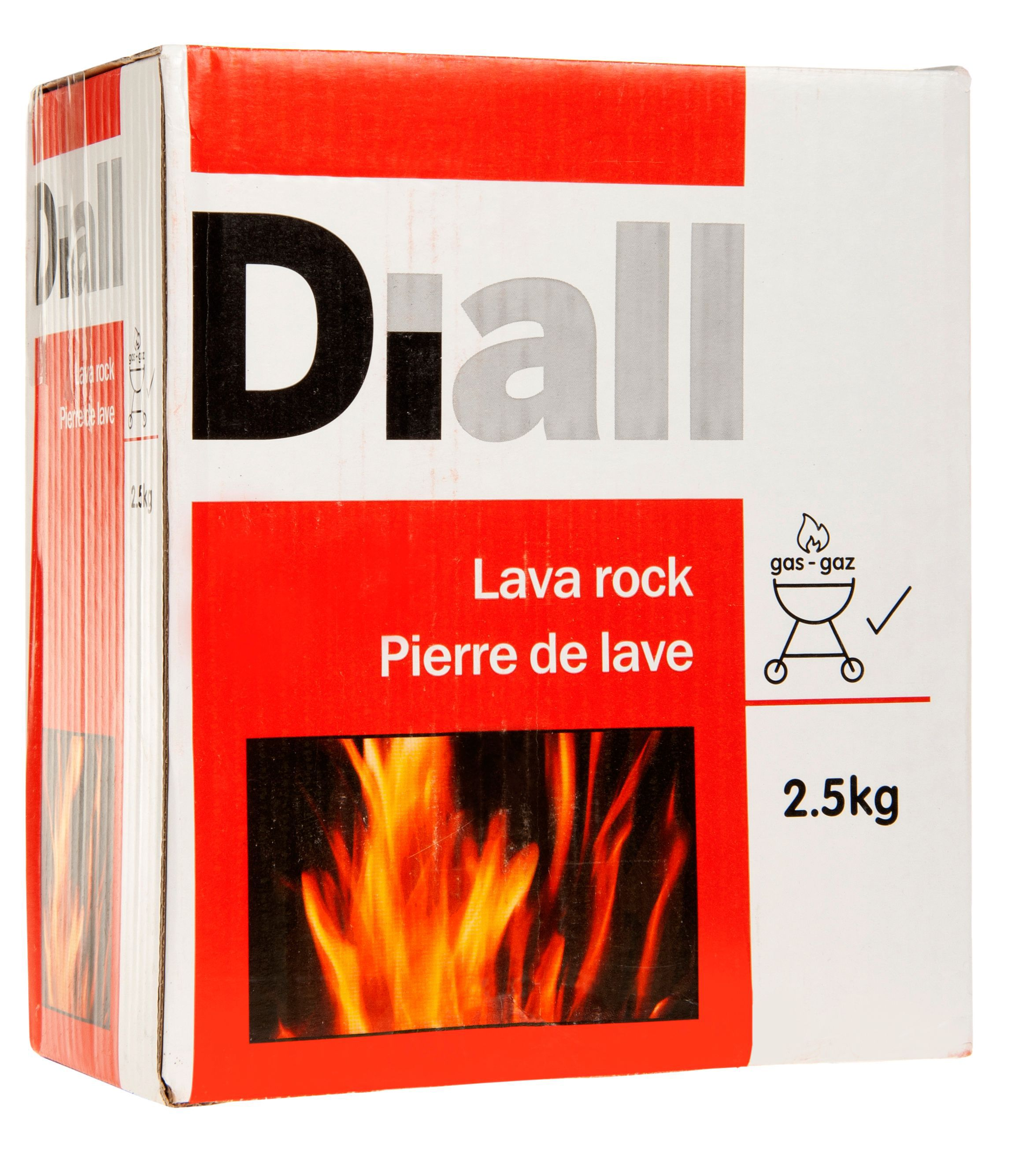 Diall Lava Rock 2 5kg Departments Tradepoint