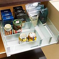 Cooke & Lewis Glass Drawer divider pack