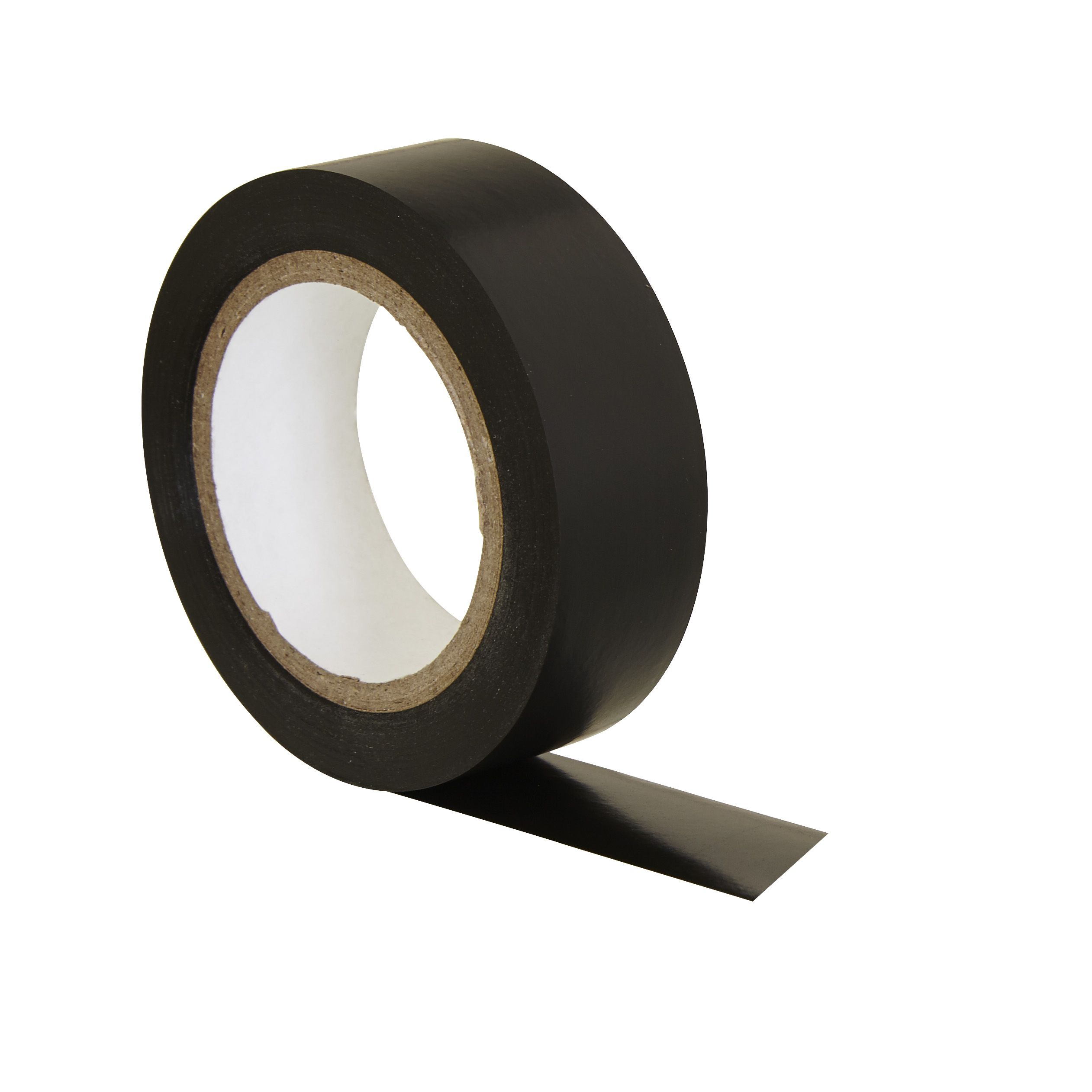 B Amp Q Black Electrical Tape L 10m W 19mm Departments