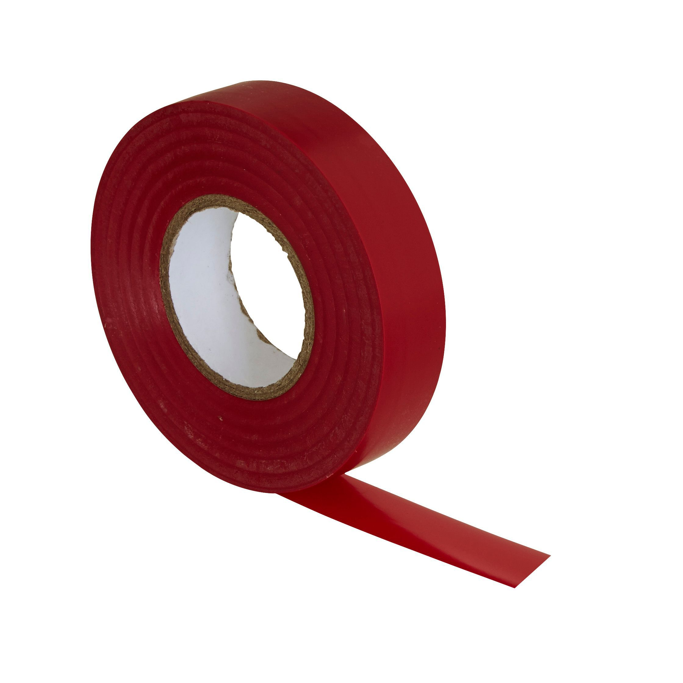 b q red insulation tape l 33m w 19mm departments diy. Black Bedroom Furniture Sets. Home Design Ideas