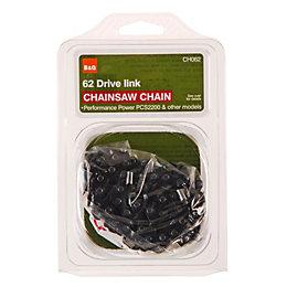 B&Q CH062 62 Chainsaw chain