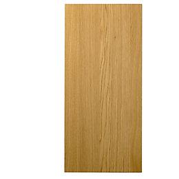 IT Kitchens Oak Range Clad On Wall Panel