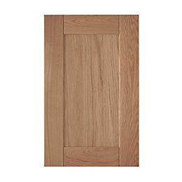 Cooke & Lewis Chesterton Solid Oak Standard door