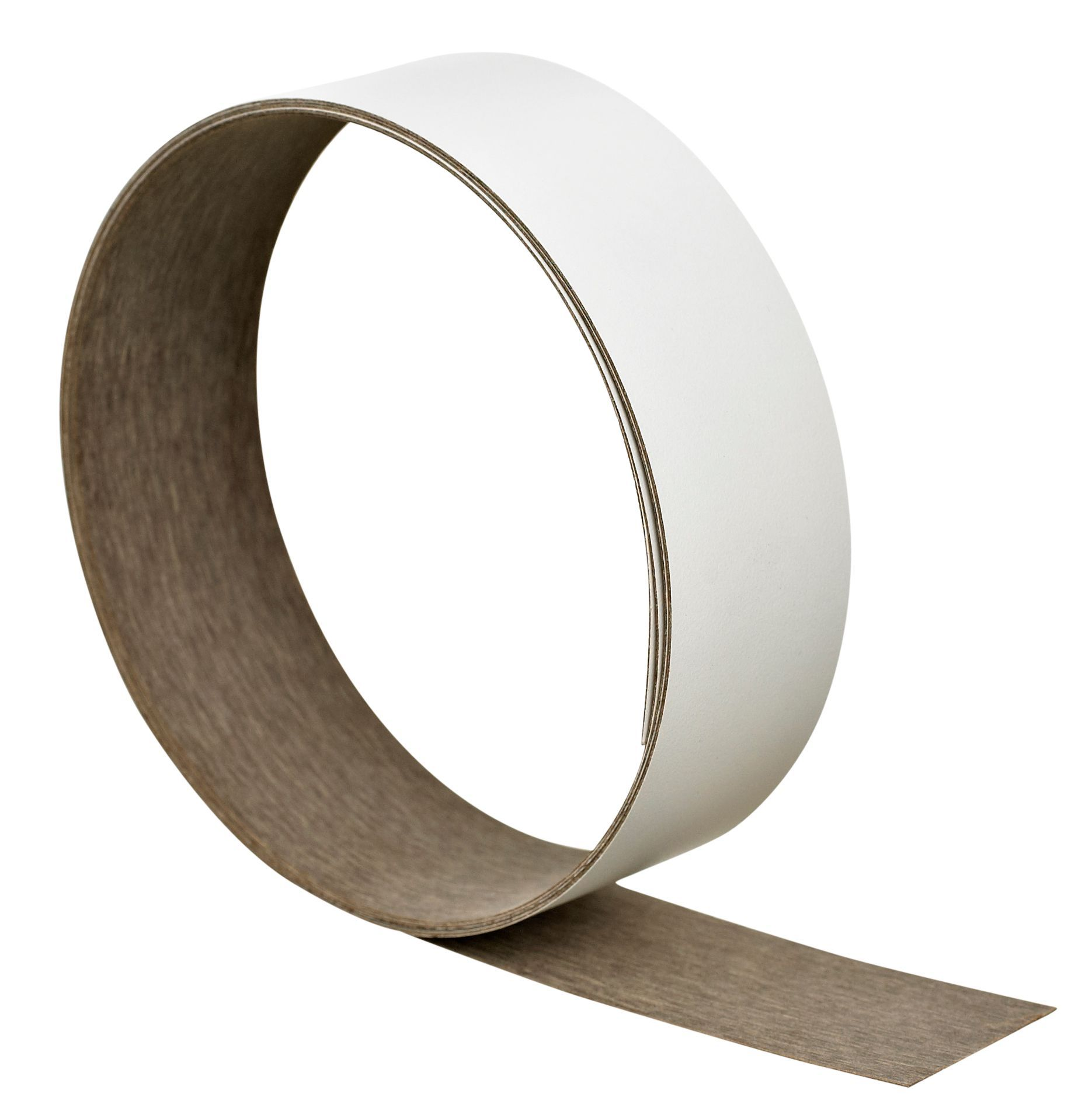 B Amp Q Matt White Worktop Edging Tape L 3000mm Departments