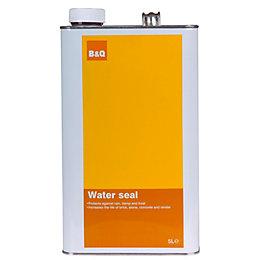 B&Q Water Sealant