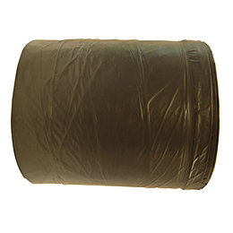 B&Q Black Refuse Sack 70L, Pack of 50