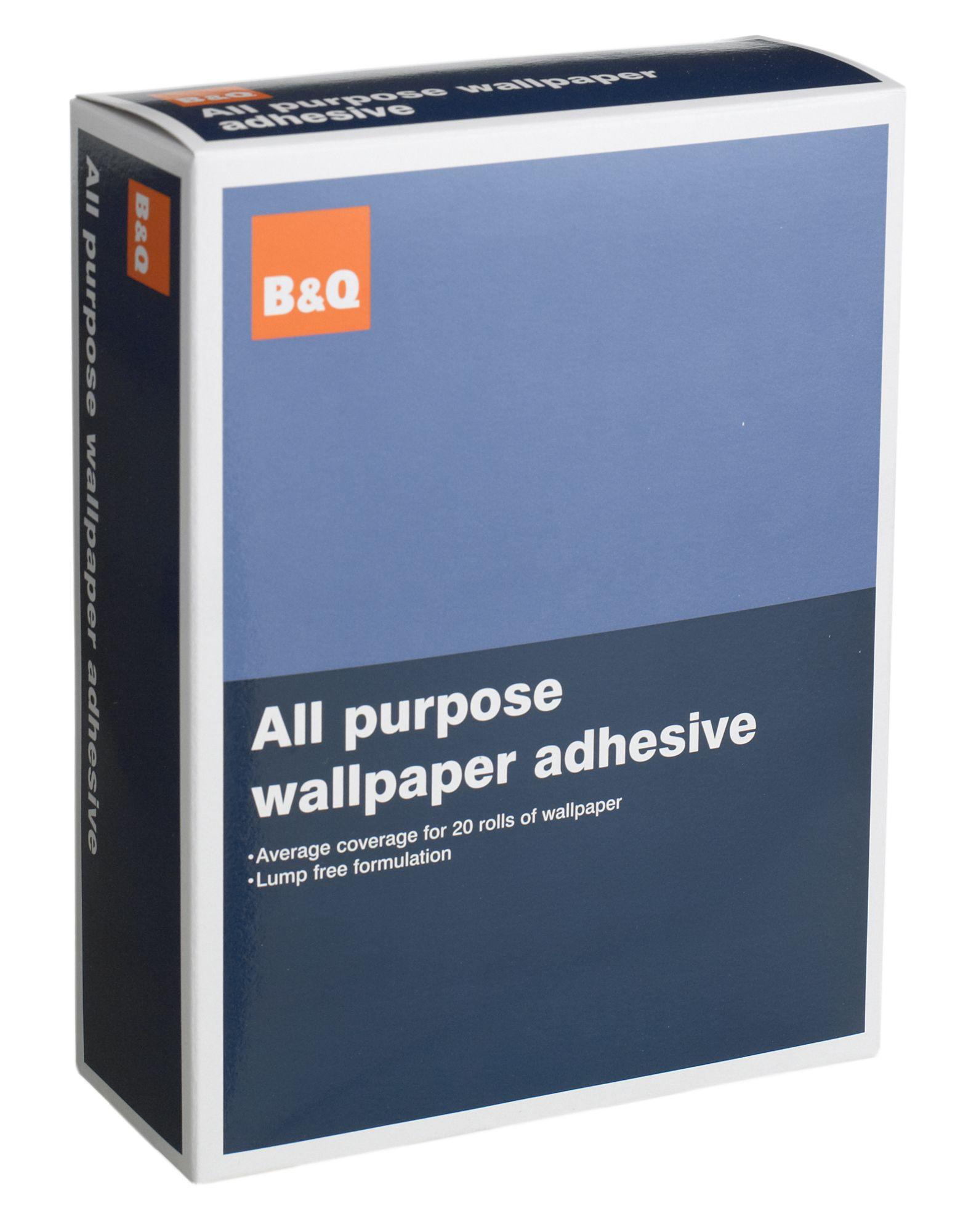 B Q All Purpose Wallpaper Adhesive Departments Diy At B Q
