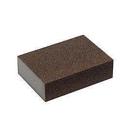 Diall 100/60 Grit Fine/medium Sanding sponge