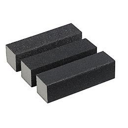 B&Q Brown Aluminium Oxide & Polyurethane Mini Sanding