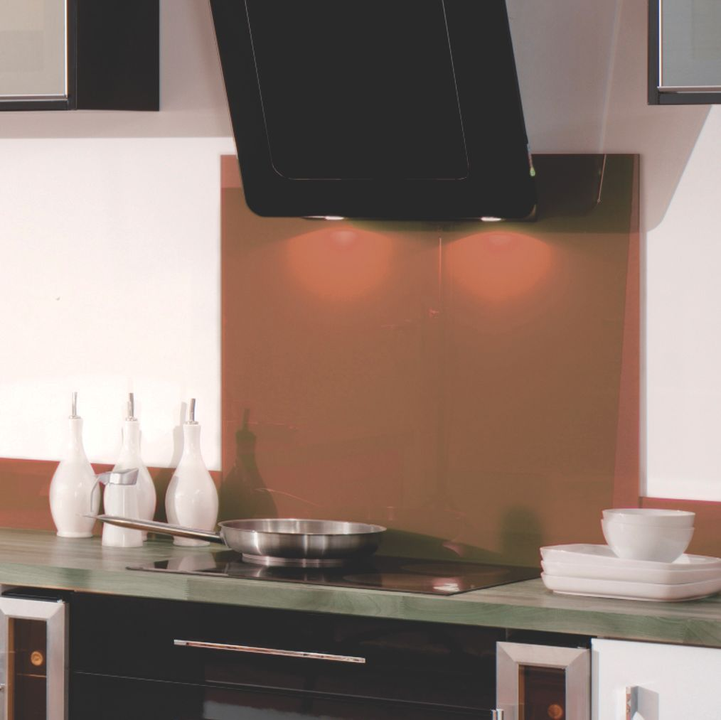 6mm Glass Splashback | Departments | DIY at B&Q