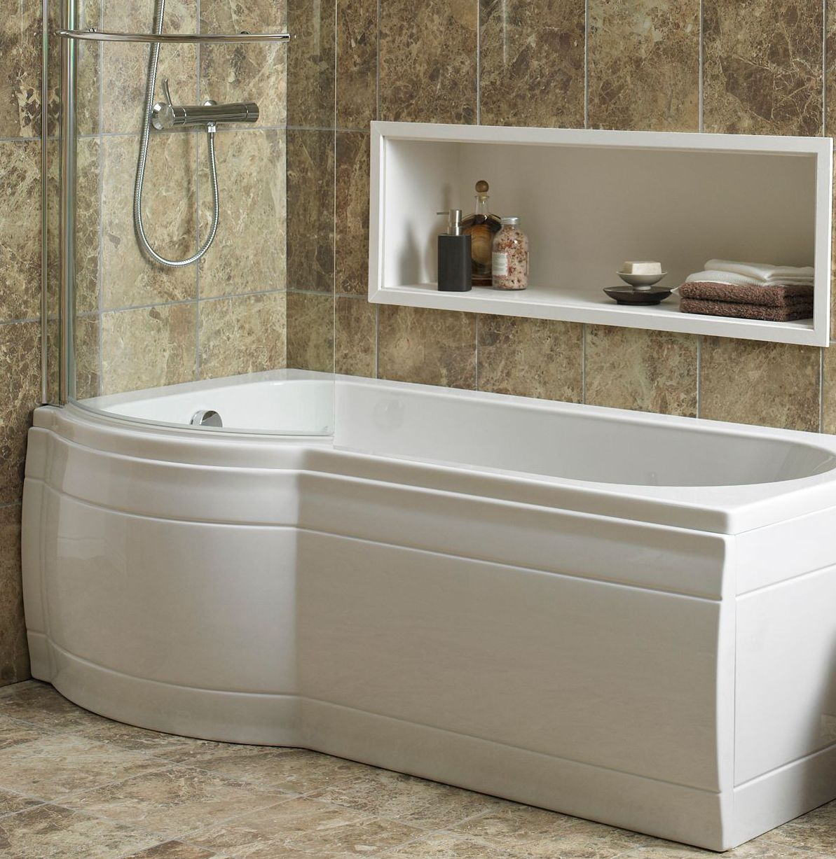 Baths Shower Corner Amp Straight Baths Diy At B Amp Q