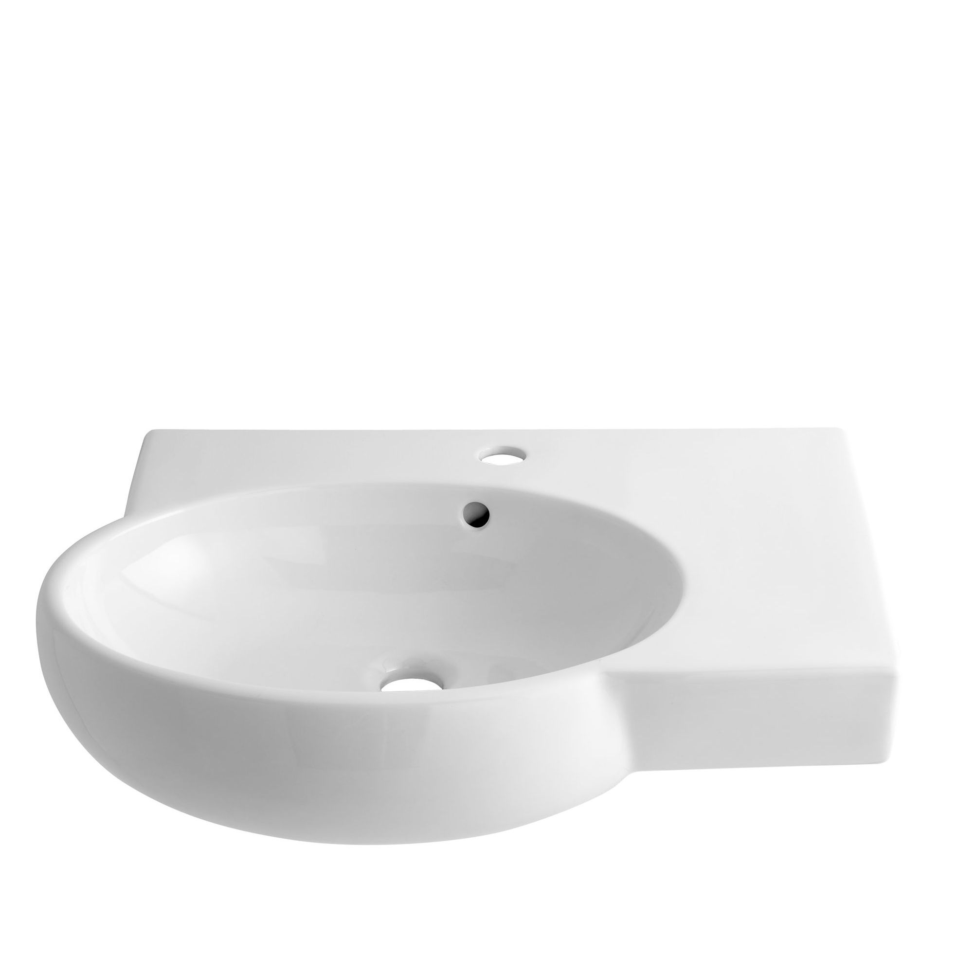 Stanford 660 Vitreous China Rectangular Pedestal Bathroom
