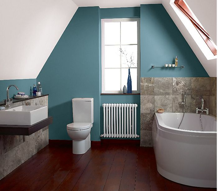 Choosing the right paint for your bathroom | Ideas ...