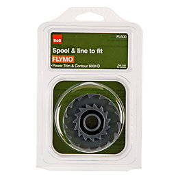 B&Q Spool & line To fit Flymo Power