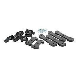 Unika Plinth Lock & Panel Lock, Pack of