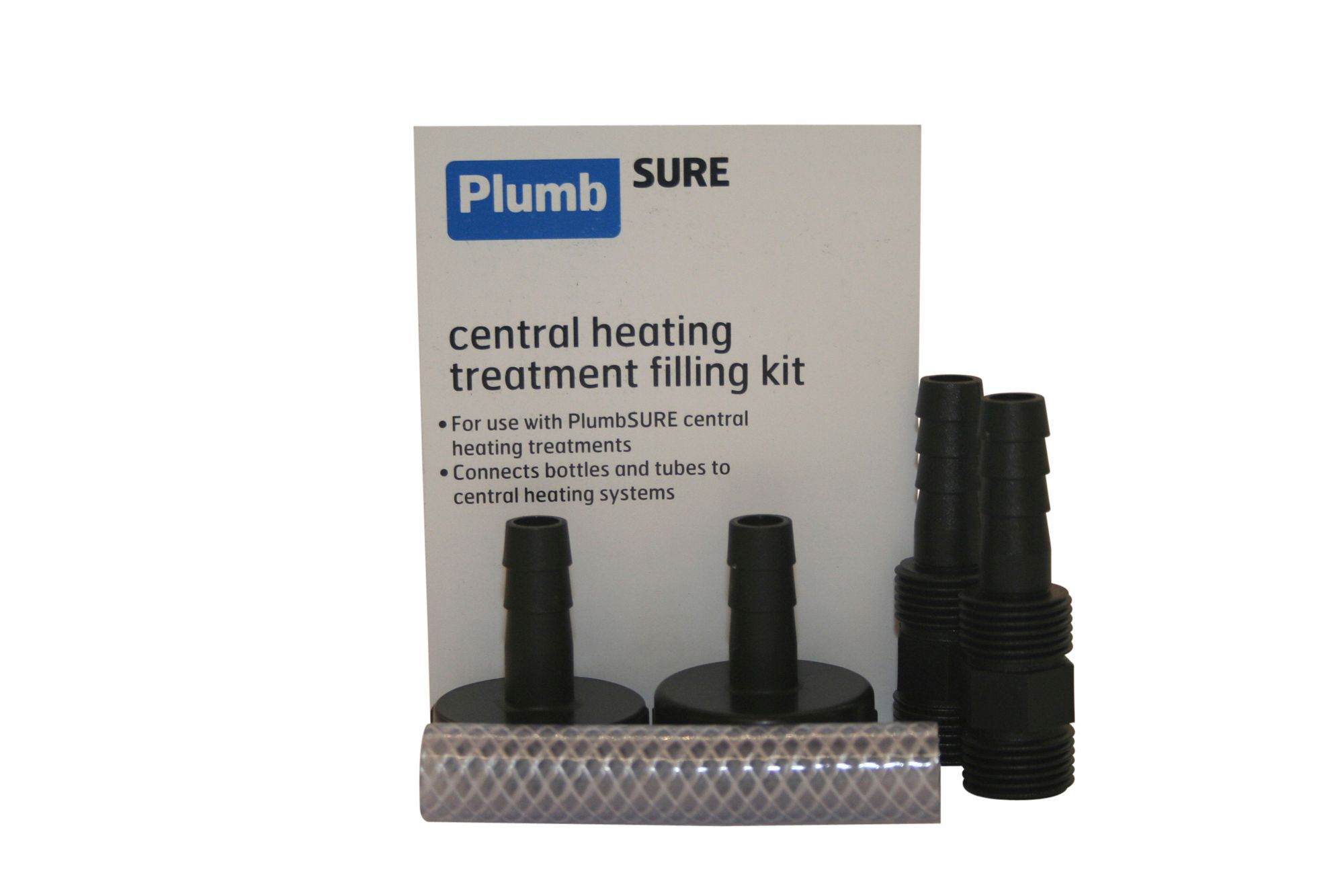 Plumbsure Central Heating Treatment Filling Kit | Departments | DIY ...