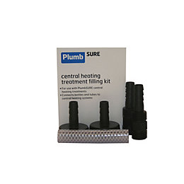 Plumbsure Central Heating Treatment Filling Kit