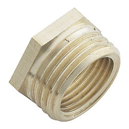 Plumbsure Brass Male Reduced Bush (Dia)12.7mm