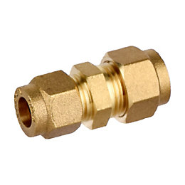 Plumbsure Compression Reducing coupler (Dia)10mm