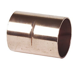 End Feed Straight Coupler (Dia)28mm