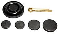 Plumbsure Rubber Universal ballvalve repair kit