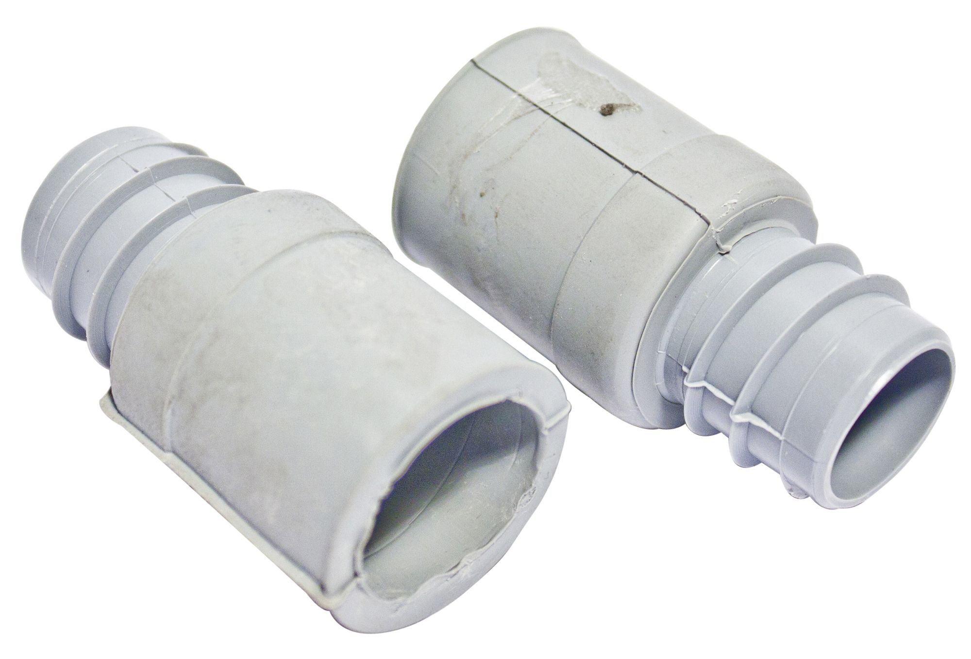 Plumbsure Rubber Outlet Hose End Pack Of 2 Departments