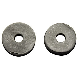 Plumbsure Rubber Drain Valve Washer, Pack of 2
