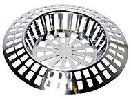 Plumbsure Sink strainer Chrome effect