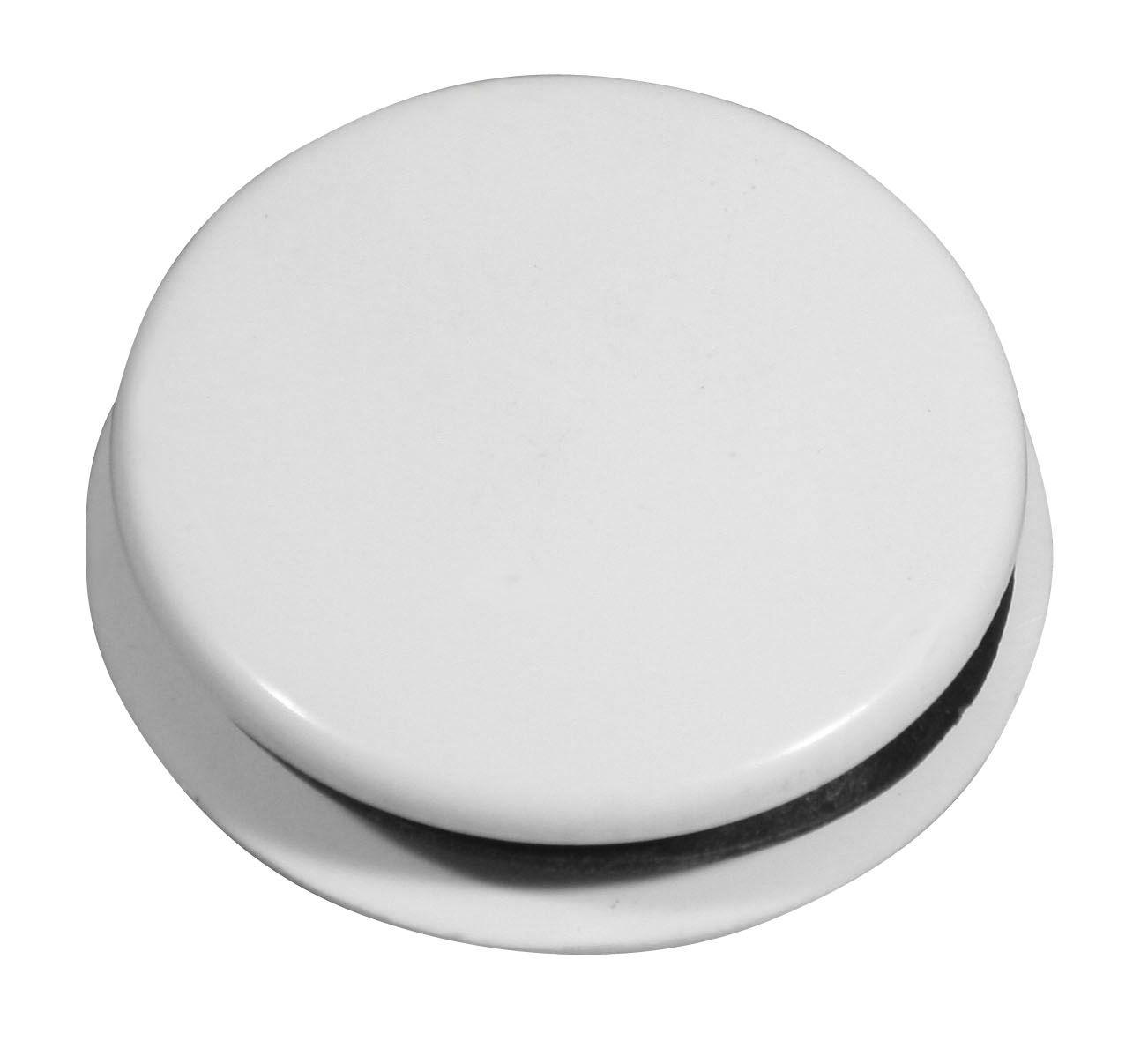 Plumbsure Plastic Tap Hole Stopper (Dia)40mm | Departments | DIY ...