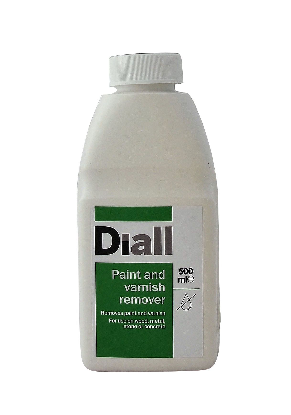 B&Q Paint & Varnish Remover 500ml Departments