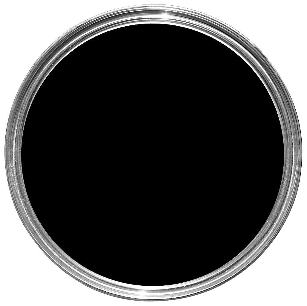 Matt Black Metal Paint B Q