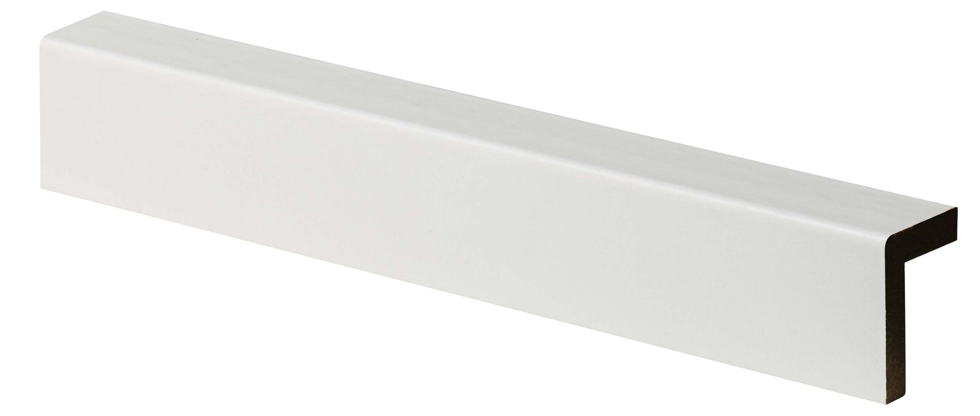 Timber Cladding Foil Wrapped Corner Moulding (T)18mm (W)18mm (L)2400mm |  Departments | DIY at B&Q