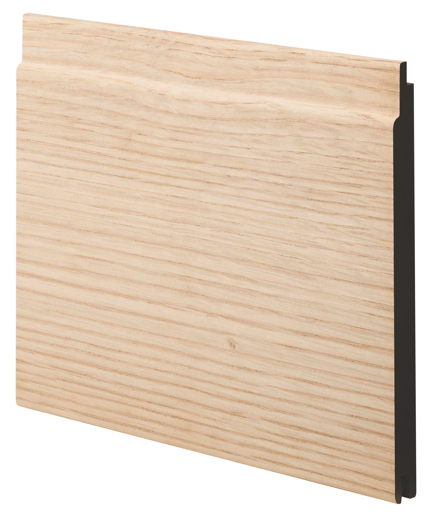 Timber Cladding Veneered Cladding T 12mm W 144mm L