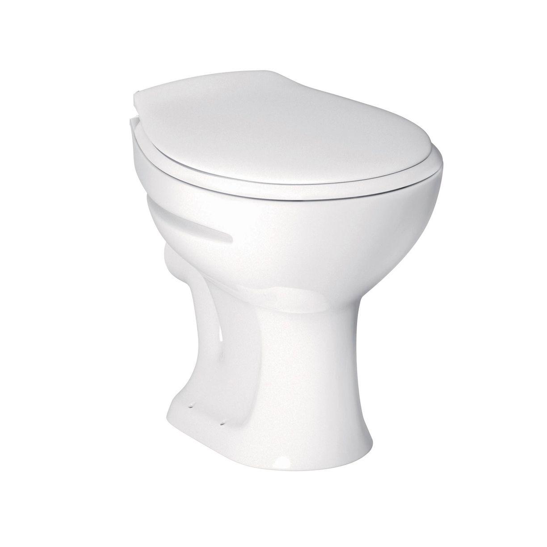 3 Dot Newbury Toilet With Standard Close Seat
