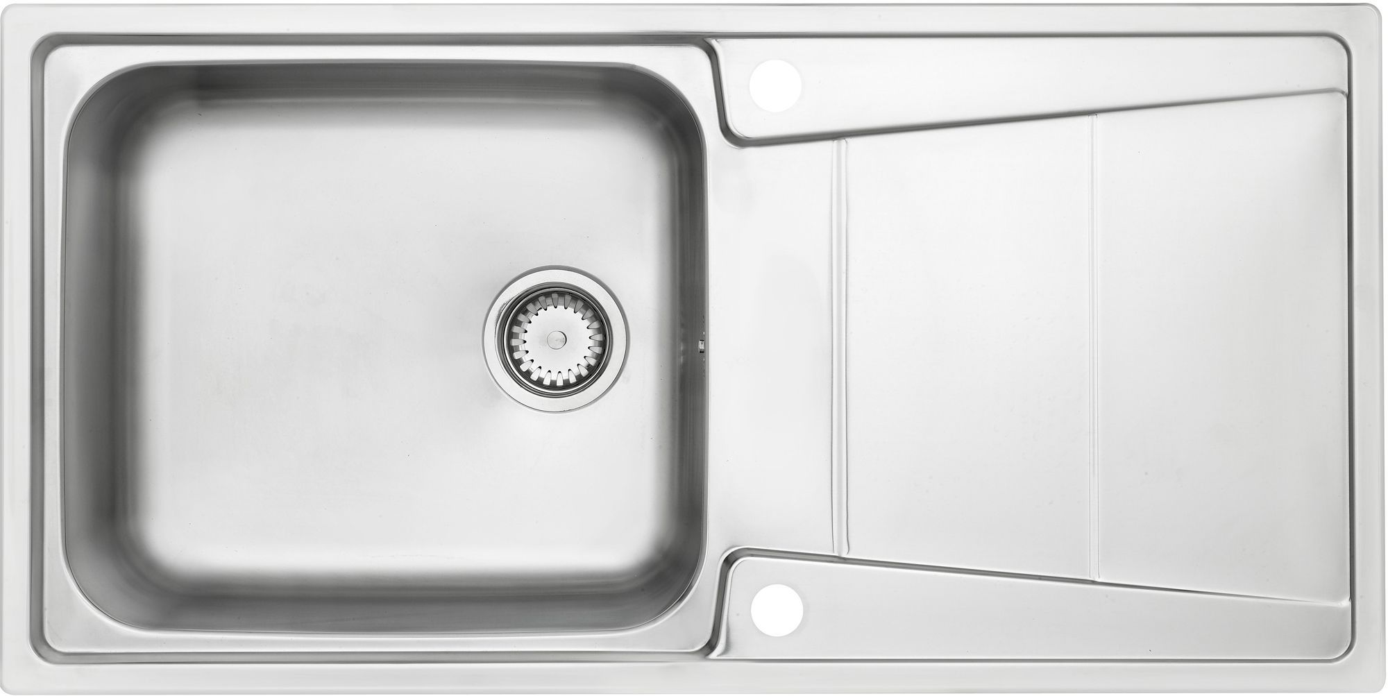 Cooke And Lewis Kitchen Sinks Cooke lewis passo 1 bowl polished stainless steel sink drainer cooke lewis passo 1 bowl polished stainless steel sink drainer departments diy at bq workwithnaturefo
