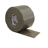 Plumbsure Grey Gas closure tape (L)10m (W)50mm