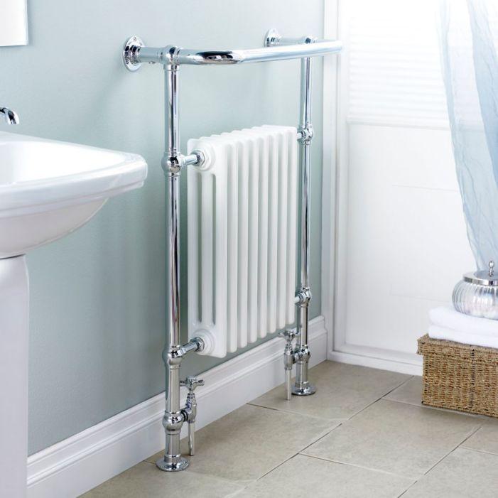 Towel Radiator Buying Guide Ideas Amp Advice Diy At B Amp Q