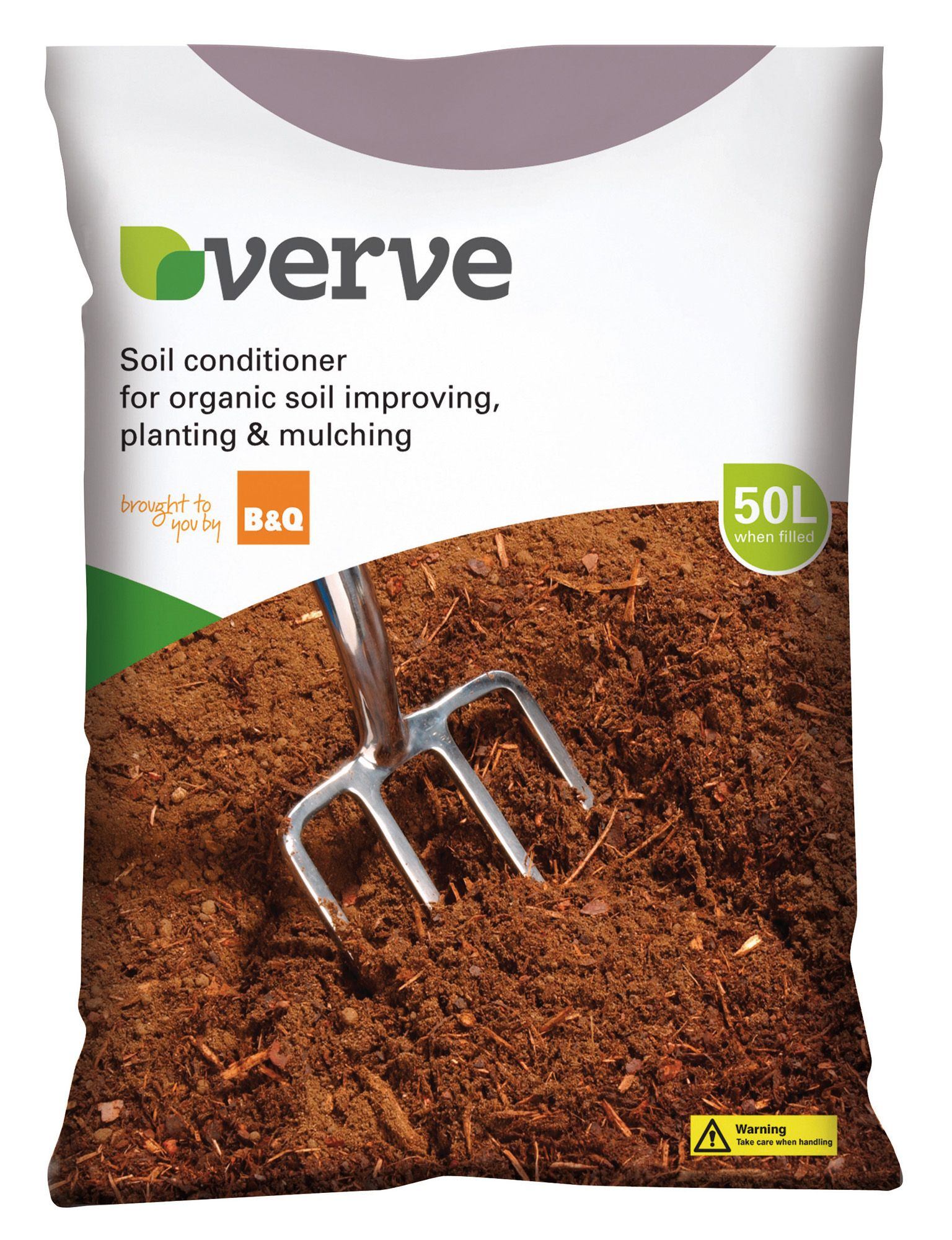 Verve Soil Conditioner 50l Departments Diy At B Amp Q