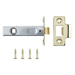 B&Q Tubular Latch (L)80mm