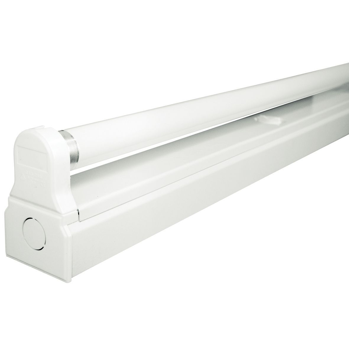 Fluorescent Batten Light L 925mm Departments Tradepoint