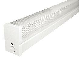 Fluorescent Batten Light with Diffuser (L)615mm
