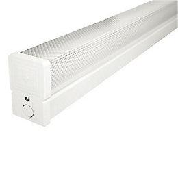Fluorescent Batten light with diffuser (L)1835mm