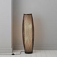 Joyce Chocolate Floor lamp