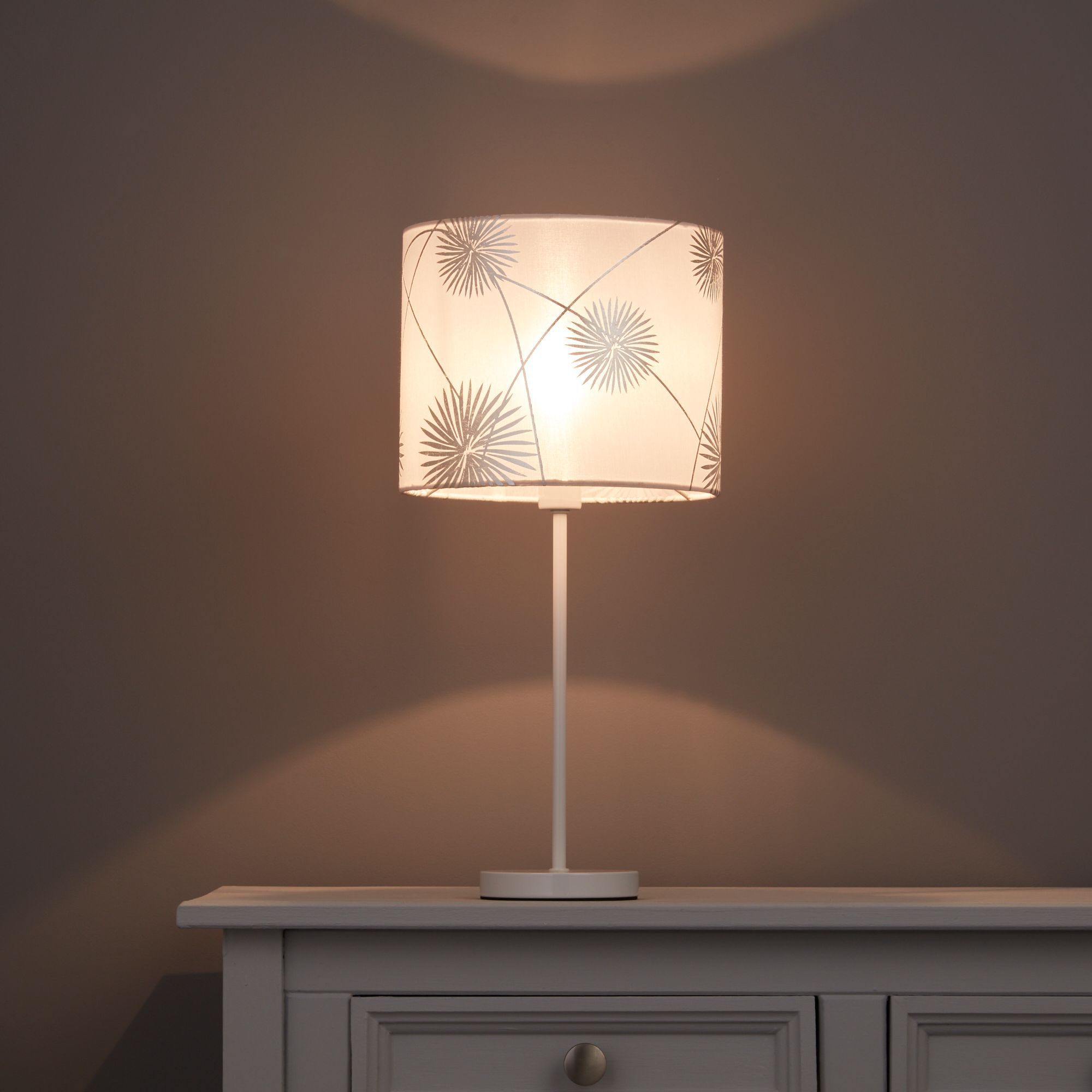 Colours Burst Ivory Light Shade (D)220mm