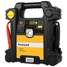 Torq 300 Amp Jump Starter with Compressor