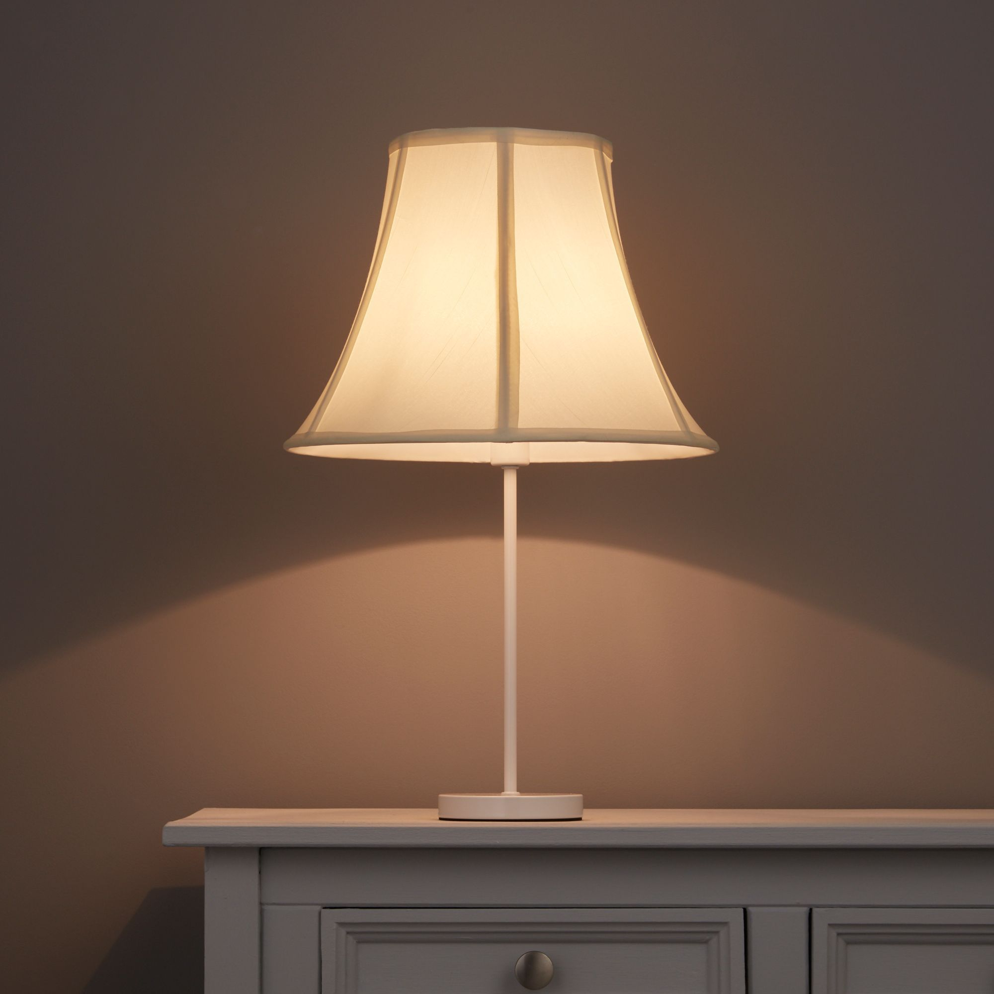 Empire Cream Light Shade (D)330mm