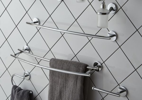 Curve Bathroom Accessories