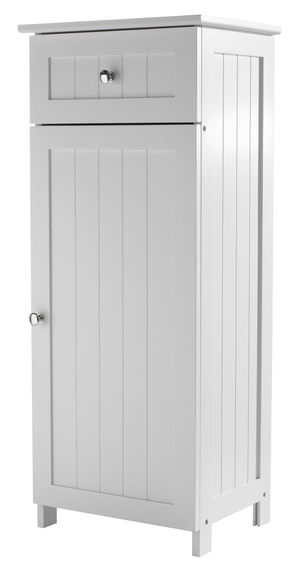white tongue and groove bathroom cabinet b amp q adelite tongue amp groove lacquered white closed storage 25891